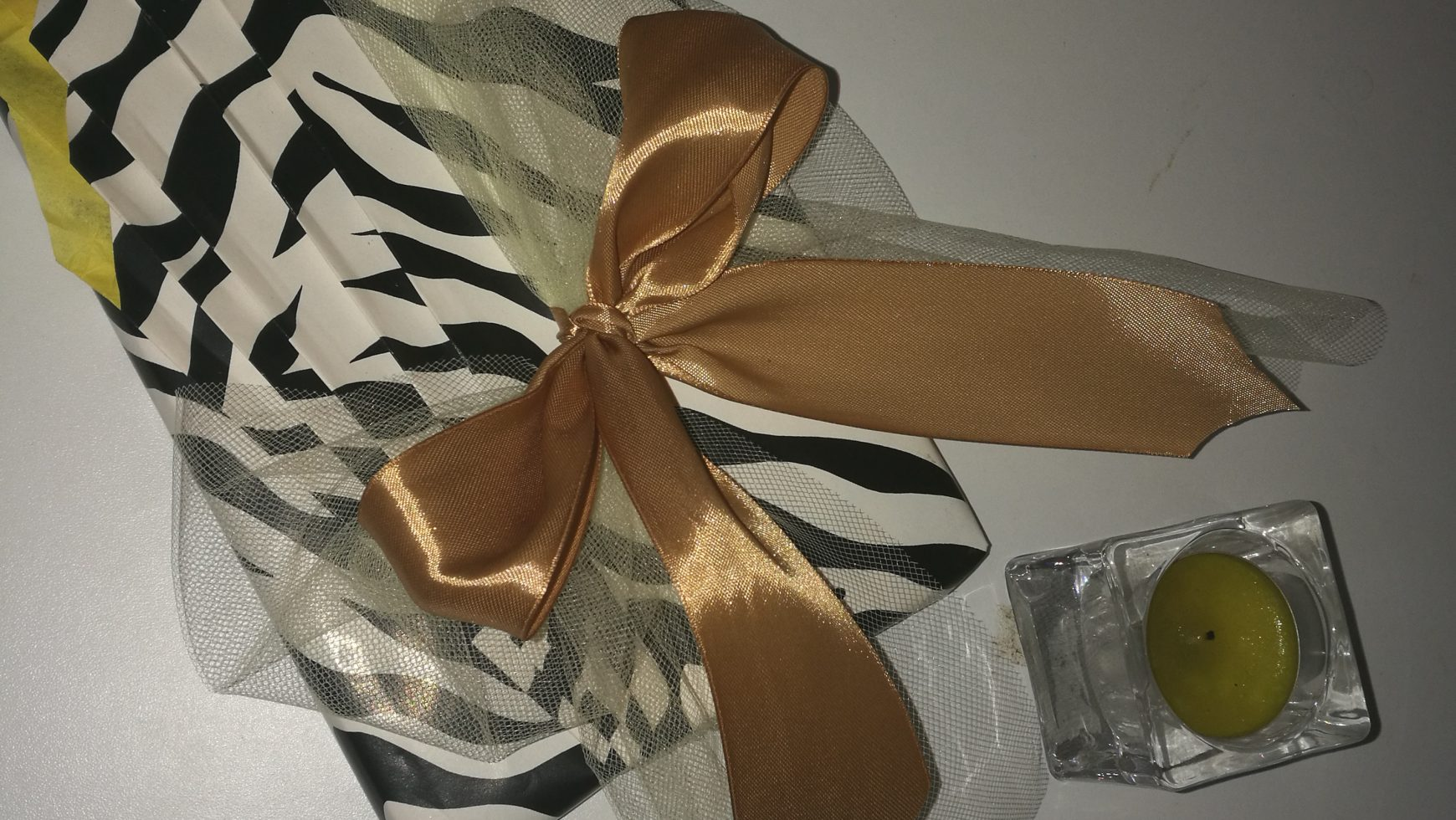 """Intro to the basic"" Gift Wrapping Workshop I"